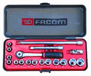 "Facom 3/8"" Drive Tools and Sets"