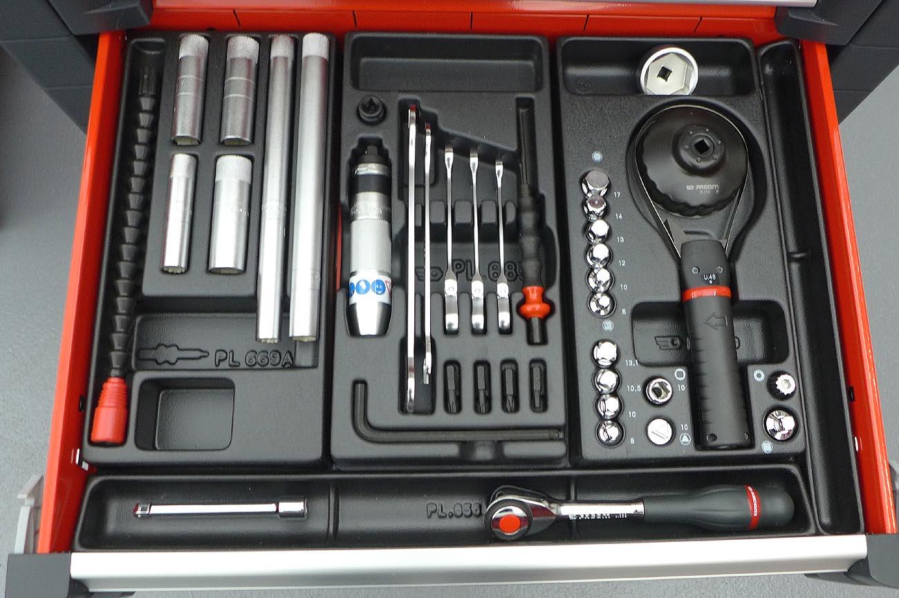 Mod U48 Lubrication Tool Module