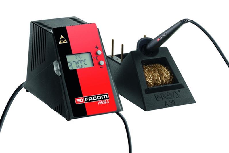 soldering station antistatic 68w multivoltage 110 240v. Black Bedroom Furniture Sets. Home Design Ideas