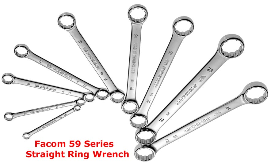 Straight Box Wrench 12pc Set 6 32mm 59 Je12 Sale