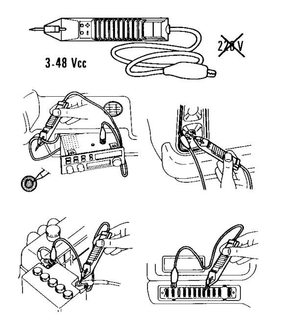 automotive voltage tester  3