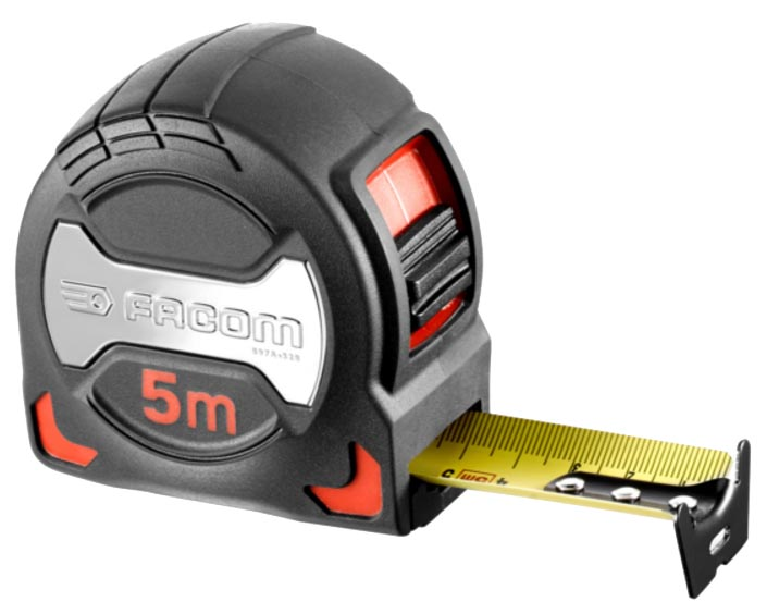 78 On Tape Measure: Tape Measure (Metric) With ABS Body-5m (897A.528