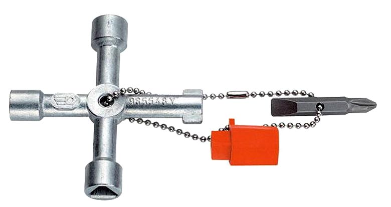 Water utility wrench