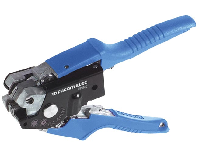 Automatic 21 11 Awg Dual Cutting Wire Stripper 985762