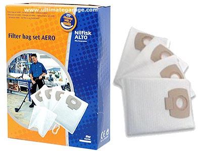 Filter Bags Aero 21 25 26 31 Amp Stihl Se 61 62 4 Bags