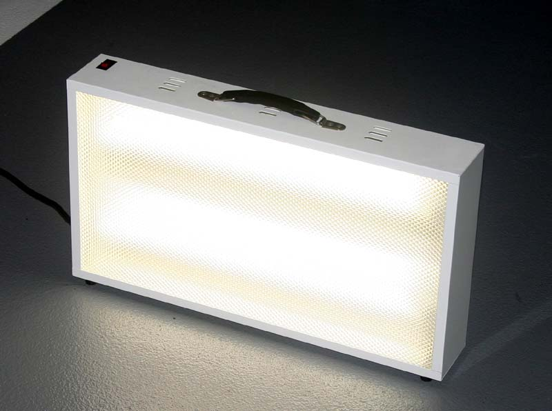 Aurora Light Box Portable Full Spectrum Lighting