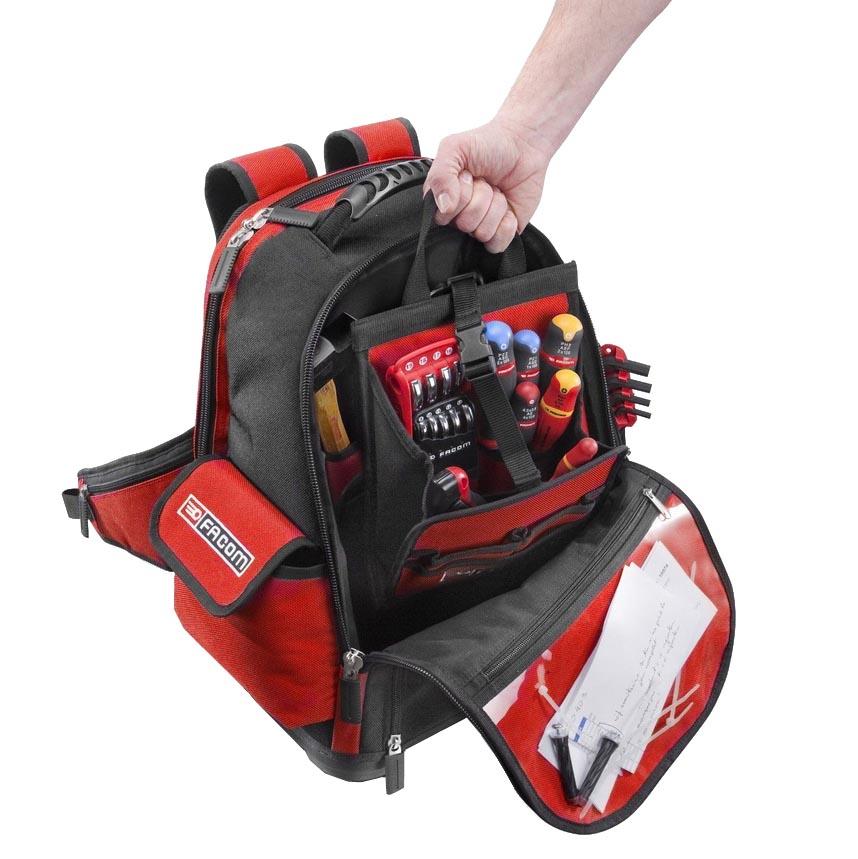 Back Pack ProBag (Laptop & Tool Storage) (BS.L30)