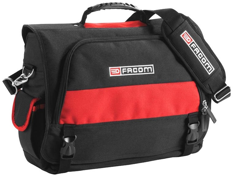 Facom 2 In 1 Fabric Bag Tooling And Laptop Pc Bs Tlb Freight New For 2017 Interior Has 14 Pockets Straps Pliers Wrenches Drivers