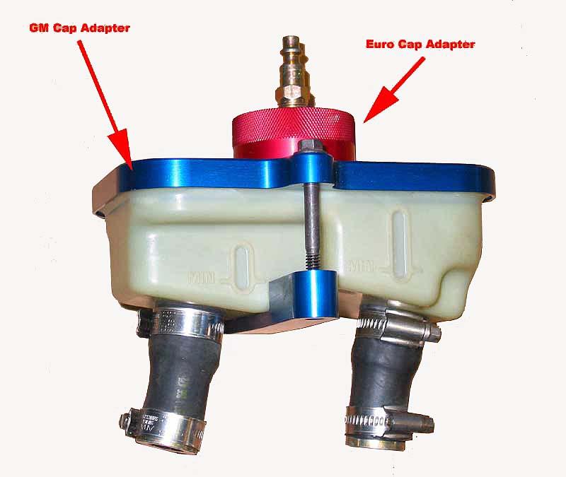 Gm Brake Bleeder Adapter Cap Requires Euro Adapter
