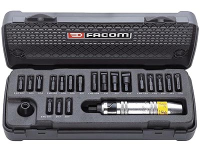 Facom 76.6 Angled Socket Wrench