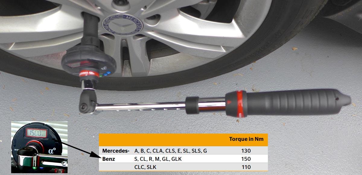 8 Point Socket >> Wheel Lug Socket (convex)-17mm (Maybach/S-Class)(5-Pack)(Sale)