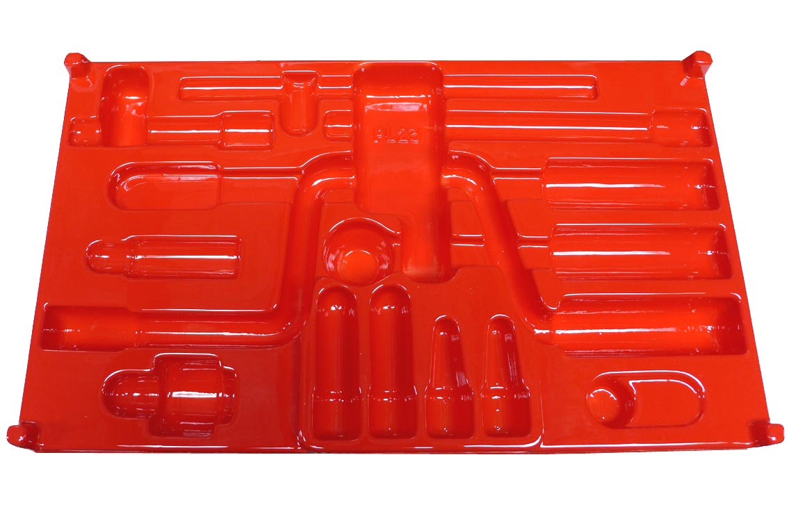 Black Facom PL S17/Plastic Tray
