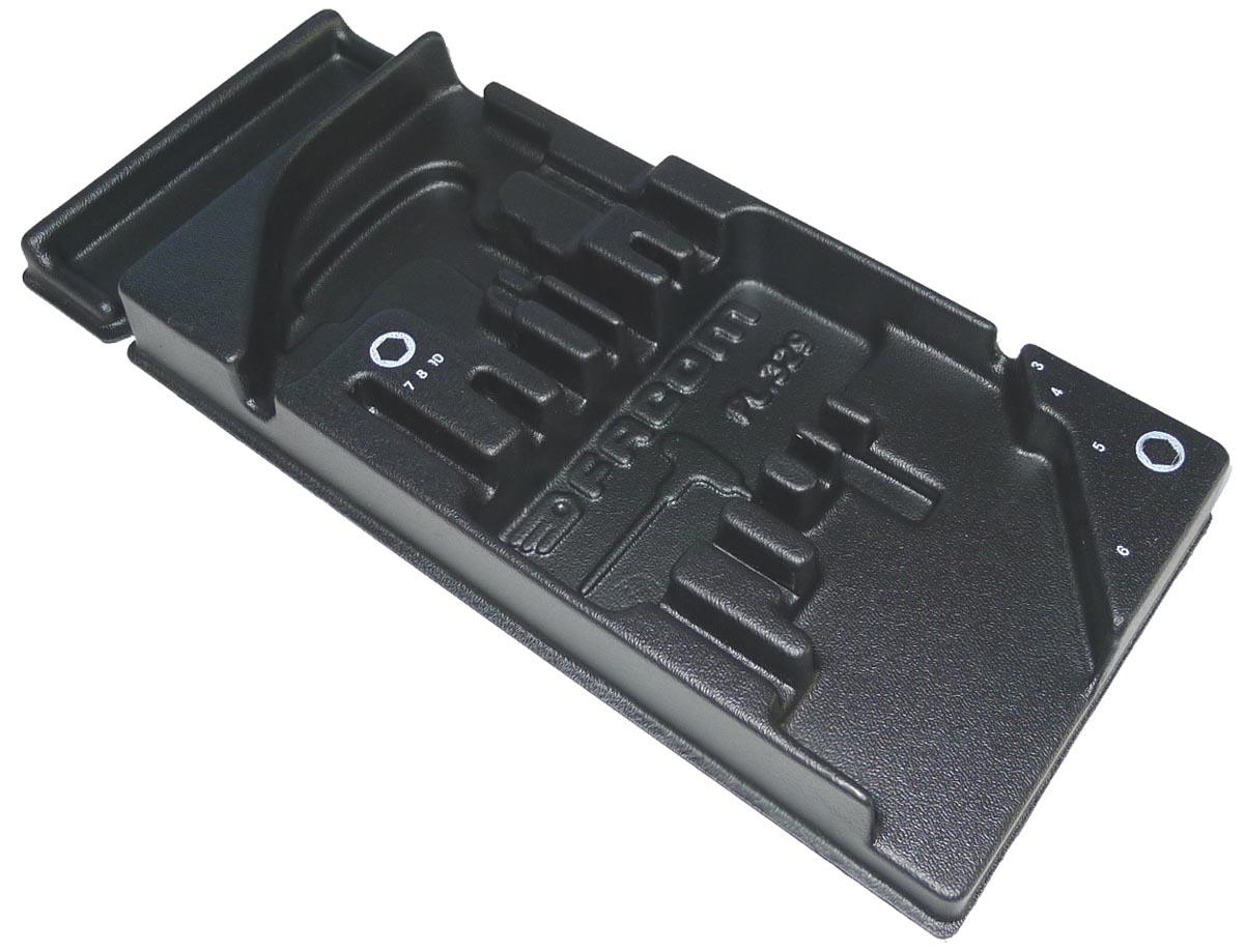 Module Storage Tray Pl 329 For 84 Series T Handle Allen Keys