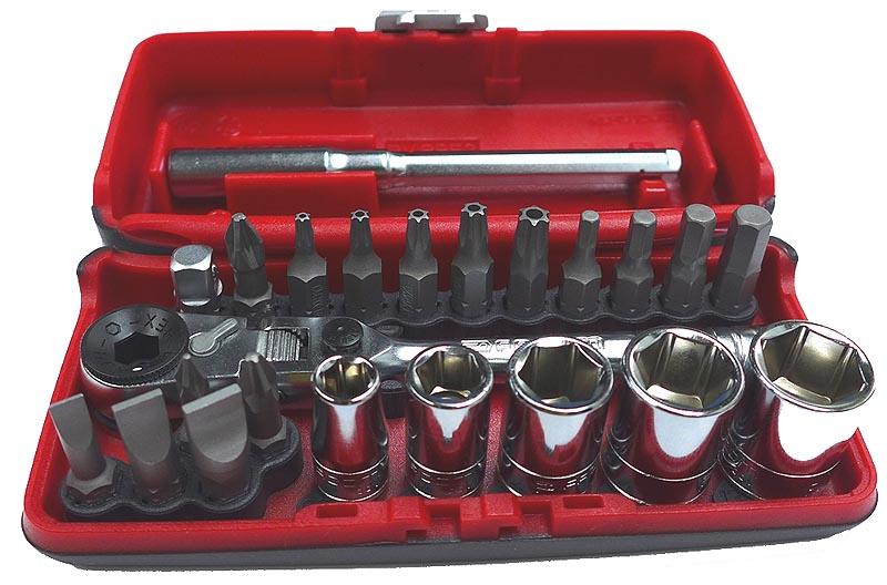Ultra Compact 1 4 Quot Drive Metric Tool Set R1pico