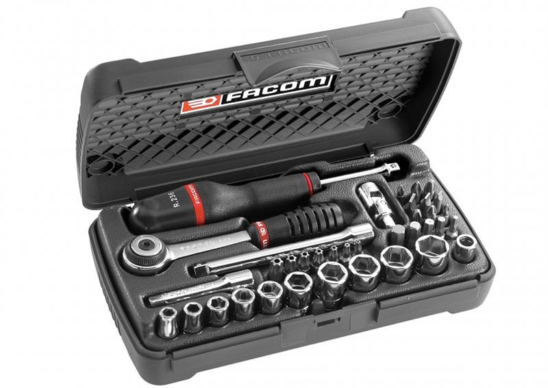 1 4 Quot Drive 37pc Metric Tool Set R 2a