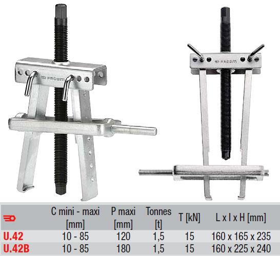 Gearbox Bearing Puller U 42
